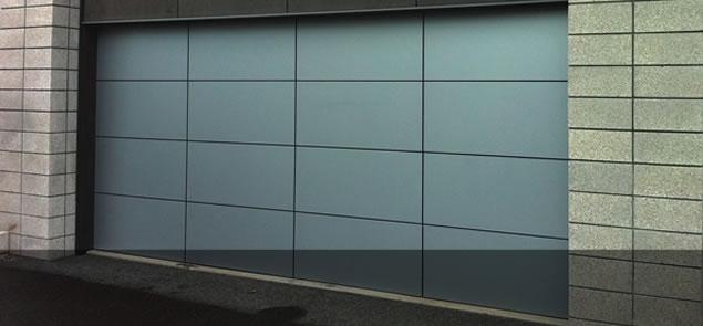 Architecture Aluminium Composite Garage Door by Doors 2000 Coromandel