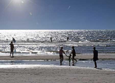 Mercury Bay Mid Winter Swim and Treasure Hunt