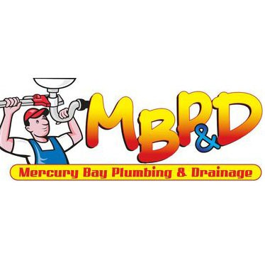 Mercury Bay Plumbing and Drainage logo