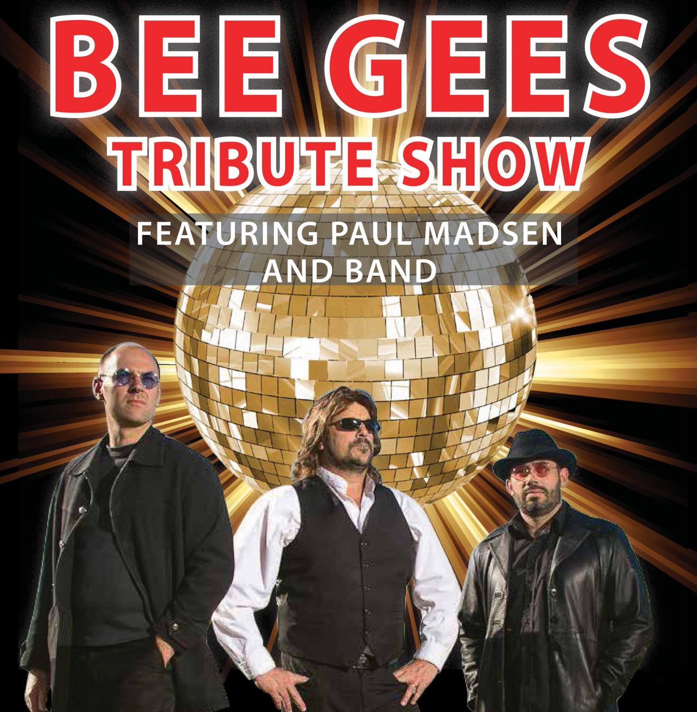Bee Gees Tribute Show Mercury Bay Club