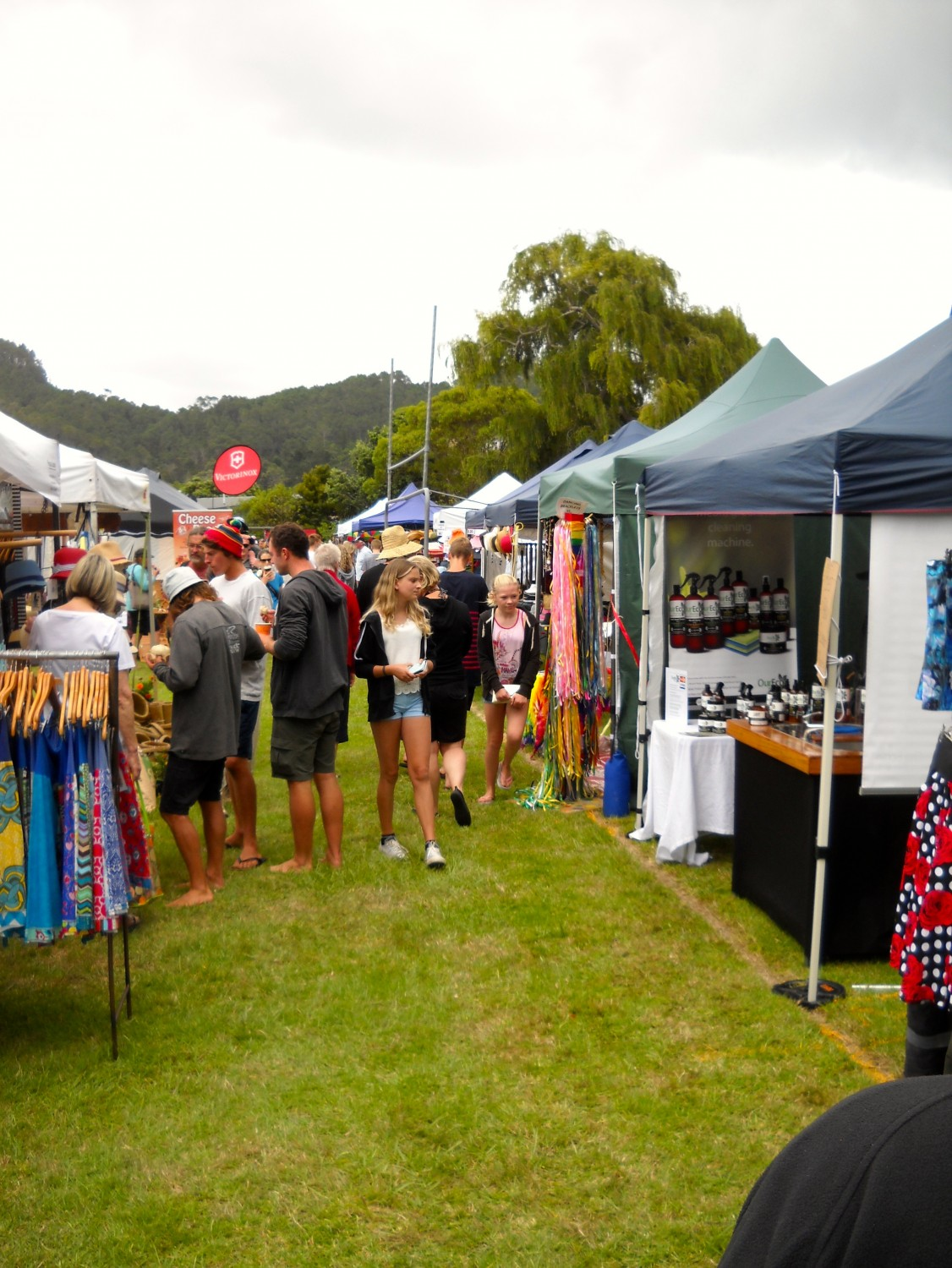 Hahei Market Day Stalls for summer time fun
