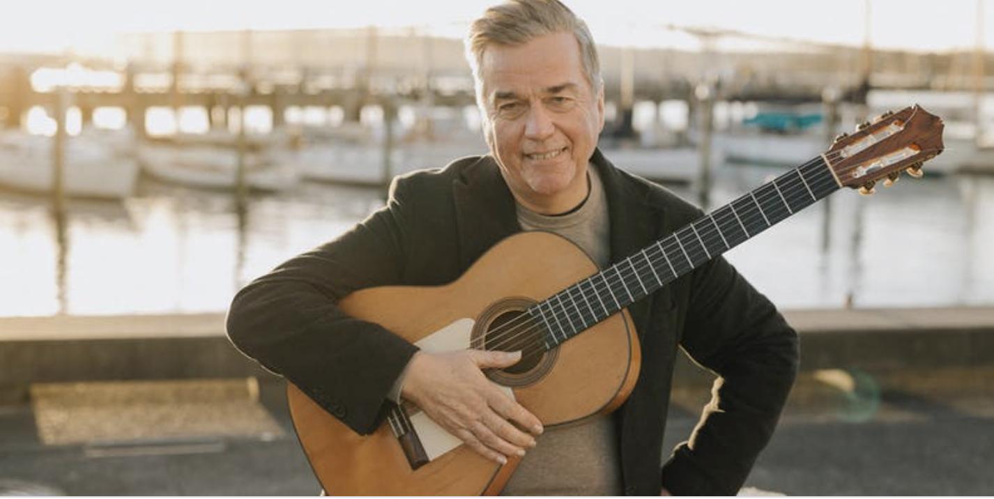 Ian Sinclair Flamenco Guitarist