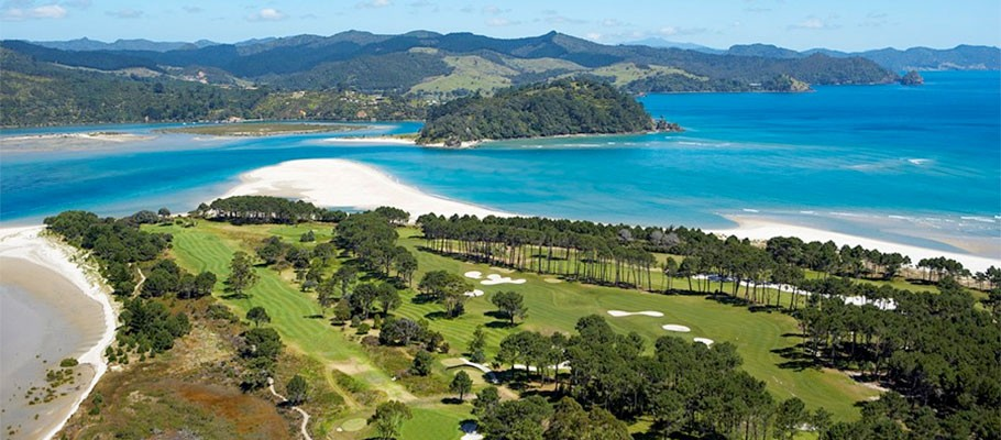 NZ PGA Tour Pro-Am - The Dunes Matarangi