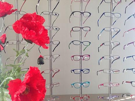 Eye Glass display