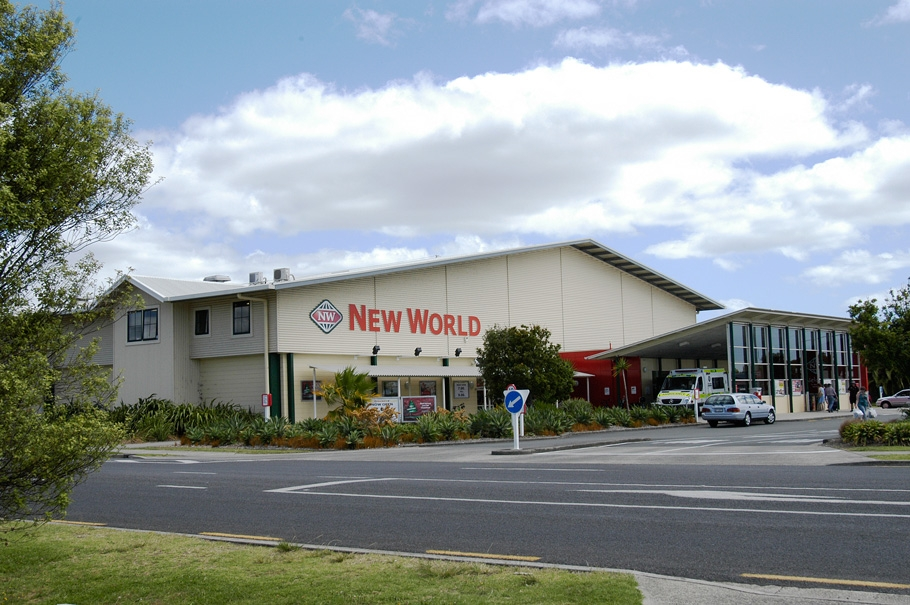 New World Whitianga supermarket