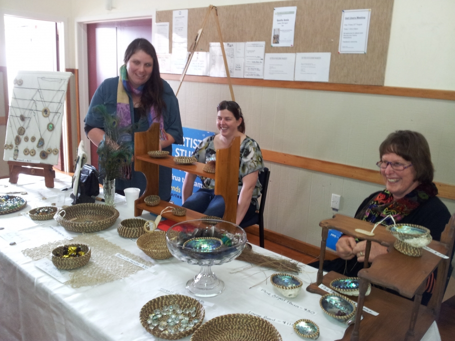Coromandel Peninsular Art and Craft Fair 2013