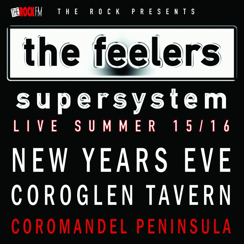NEW YEARS EVE - THE FEELERS