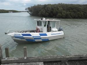 Harbourmaster Whitianga