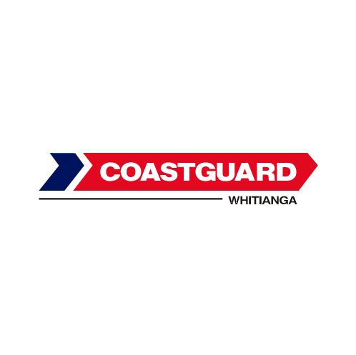 Whitianga  Volunteer Coastguard logo