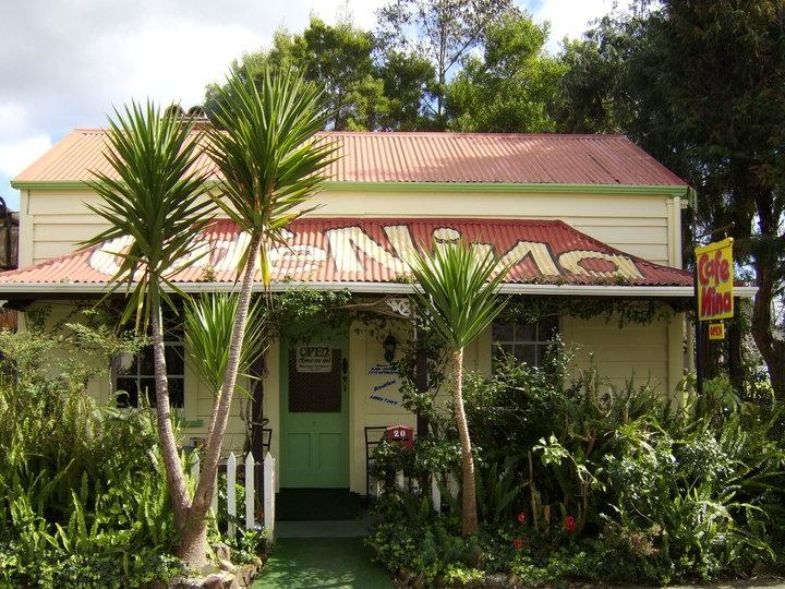 Cafe Nina Whitianga