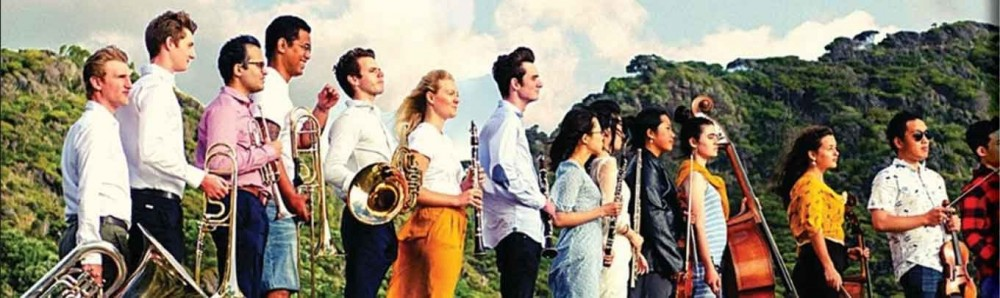A decade of tradition for the Auckland Youth Orchestra in Whitianga