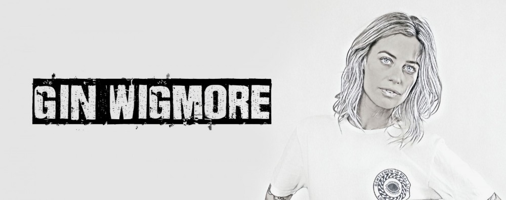 Gin Wigmore promotional banner for Whitianga Summer Concert Greenstone Entertainment