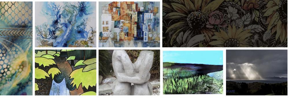 Mercury Bay Art Escape Whitianga, Cooks Beach & Flaxmill Bay Artists Open Studios