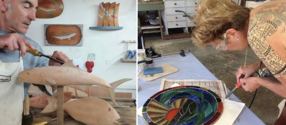 More dates added to the Mercury Bay Art Escape open studios!