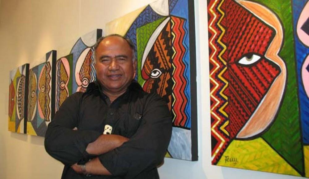 Fatu Feu'u Samoan Artist