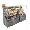 Cooler unit with food