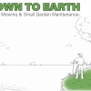 Down To Earth - lawn mowing and small garden maintenance Whitianga and Mercury Bay Area, Coromandel Peninsula