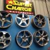 mag wheels display