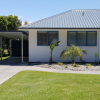 Total Span Coromandel and Whitianga steel carport and boat storage