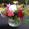 Pretty table flowers