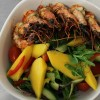 Prawn salad Enigma On The Esplanade