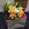 Roses in box