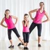 Three Urban Dance girls