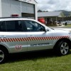 Whitianga Rescue Helicopter support vehicle