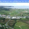 Whitianga Aero Club Airfield Runway 04 Approach to NE