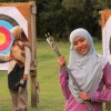 Archery is a great way to spend time with friends and family.