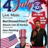 4th July at Grace O'Malley's