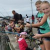 kids fishing competition Whitianga