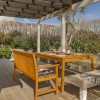 Outdoor deck on rental Coromandel Getaways Holiday Property Management Whitianga Coromandel Peninsula