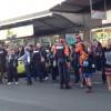 Crowds Gold Rush Rally Whitianga