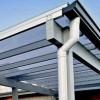Pergola roofing