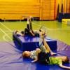 Mercury Bay Gymnastics Club Whitianga floor exercises