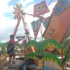 Pirate ship ride 2017 Seaside Carnival