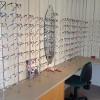 Eye Glasses display
