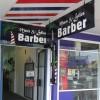 Shop front Mercury Bay Barbers