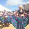 Belly Dancers Mercury Bay Seaside Carnival