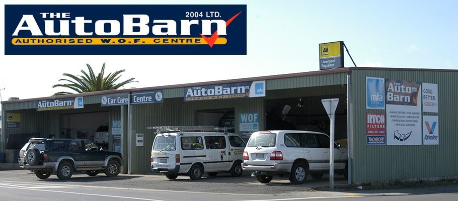The Auto Barn Whitianga