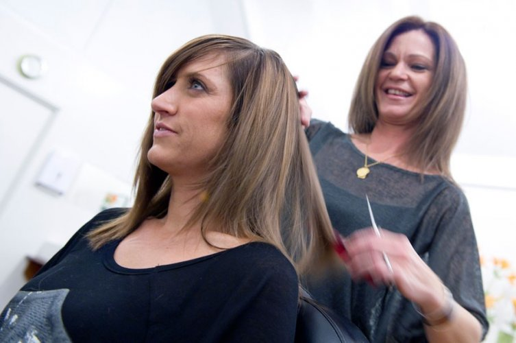 Womens Haircut in Whitianga