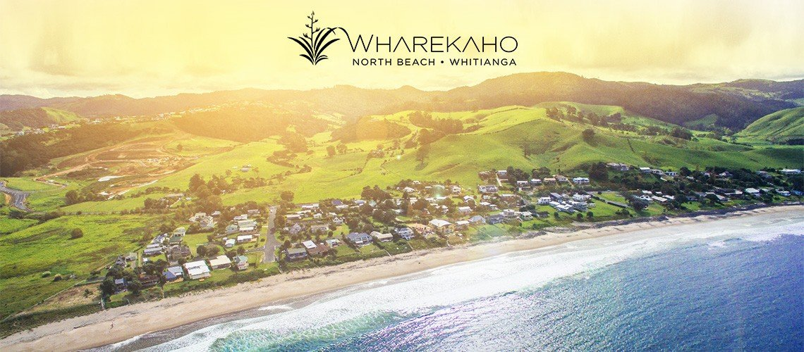 Wharekaho Subdivision - North Beach Whitianga