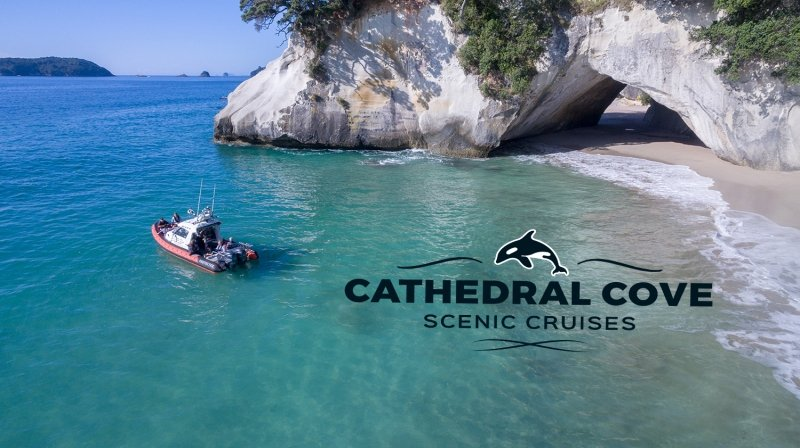 Cathedral Cove Scenic Boat tours Whitianga