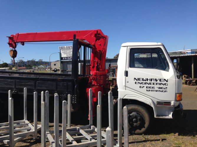 Newhaven Engineering Whitianga