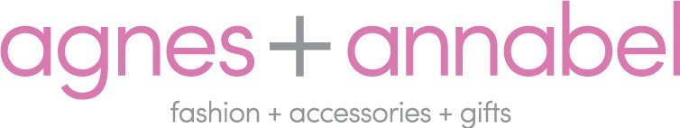 agnes + annabel – fashion + accessories + gifts