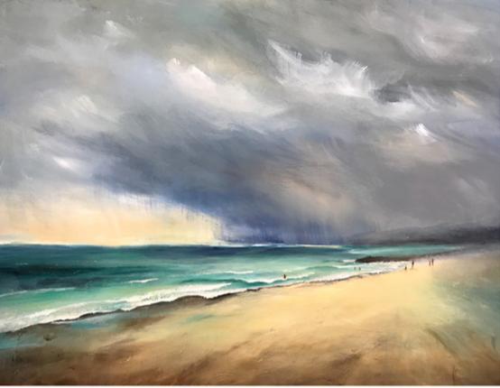 Beneath a Luminous Sky - Liz Turnbull Solo Exhibition