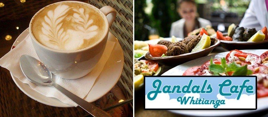 Jandals Cafe Whitianga