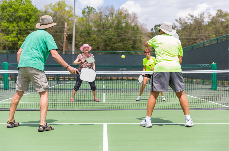 Mercury Bay Pickleball Club Whitianga