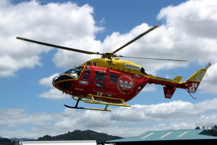 Coromandel Rescue Helicopter Trust
